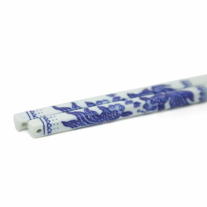 chinese-porcelain-fish-chopsticks-w-rests-2