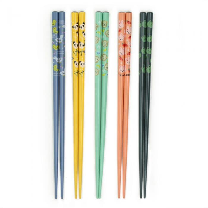 japanese-forest-friends-chopstick-set-1