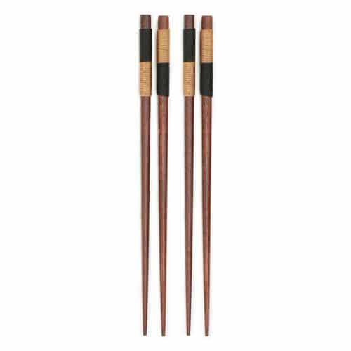 handmade-japanese-chestnut-chopsticks-w-split-rope-wrap-1