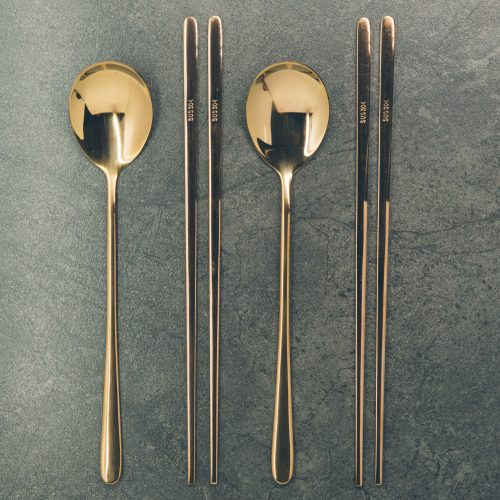 rose-gold-luxury-chopstick-spoon-set-1